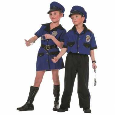 Politie verkleedkleren voor meiden