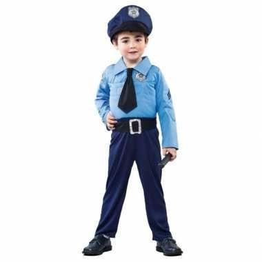 Politieman verkleedkleren voor jongens