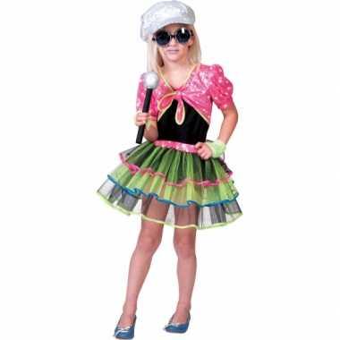 Popster verkleedkleren voor meisjes
