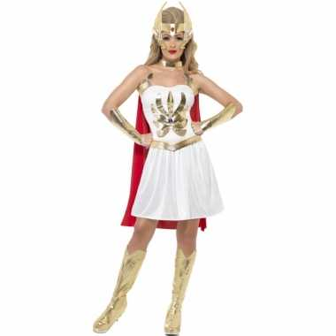 Princess of power verkleedkleren voor dames