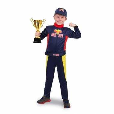 Race/formule 1 verkleedkleren voor jongens