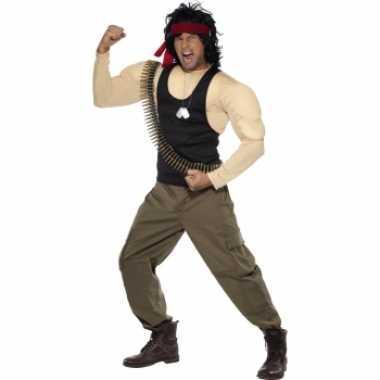 Rambo verkleedkleren voor heren