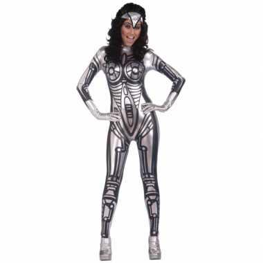 Robot verkleedkleren verkleedkleren voor dames