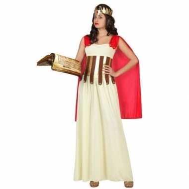 Romeinse/griekse dame aurelia verkleedkleren/jurk voor dames