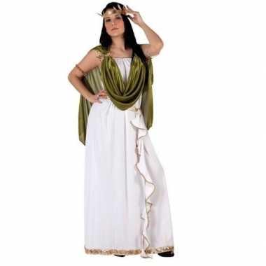 Romeinse/griekse dame livia verkleedkleren/jurk voor dames
