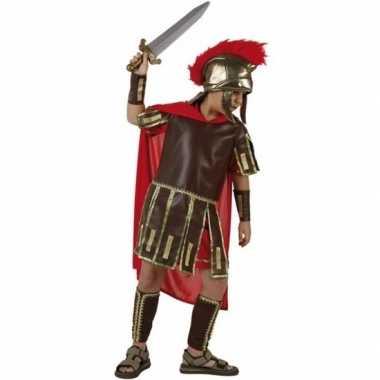 Romeinse soldaat fabius verkleedkleren voor jongens