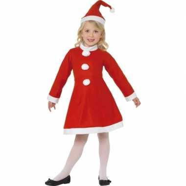 Rood kerst verkleedkleren meiden