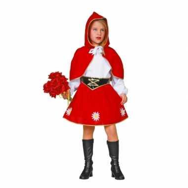 Roodkapje verkleedkleren voor kinderen