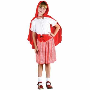 Roodkapje verkleedkleren voor meisjes