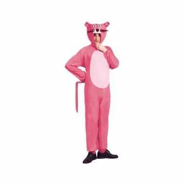 Roze panter verkleedkleren voor volwassenen