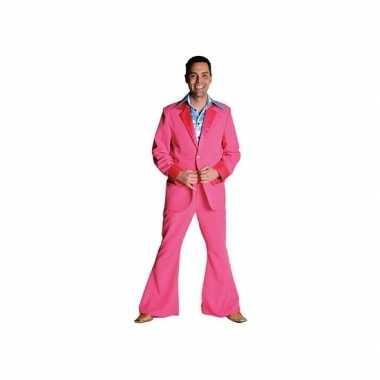 Roze verkleedkleren voor heren