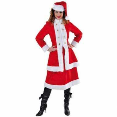 Russische kerst verkleedkleren voor dames