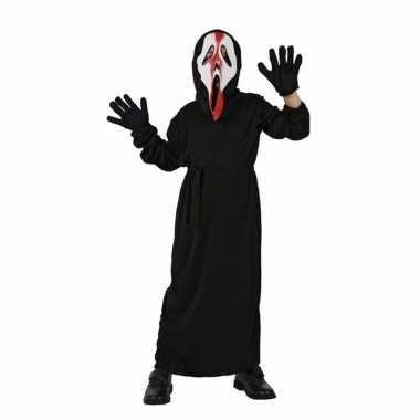 Schreeuwend spook verkleedkleren voor kinderen