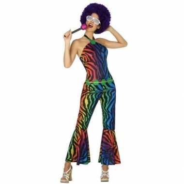 Seventies/disco verkleedkleren voor dames