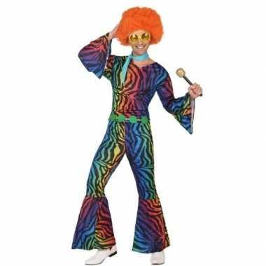 Seventies/disco verkleedkleren voor heren