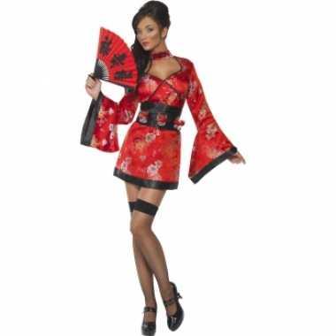 Sexy japans verkleedkleren voor dames