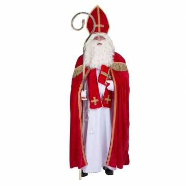 Sinterklaas verkleedkleren compleet