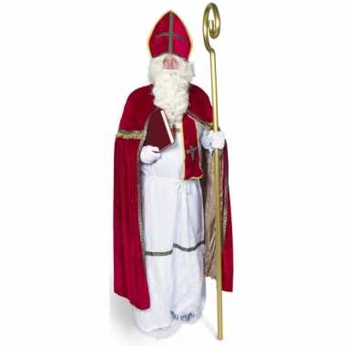 Sinterklaas verkleedkleren voor volwassenen