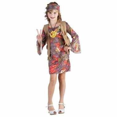 Sixties verkleedkleren voor meisjes
