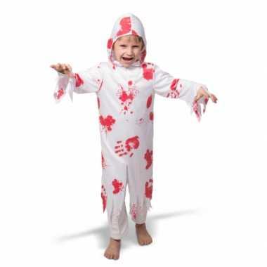 Spook verkleedkleren met bloed voor kinderen