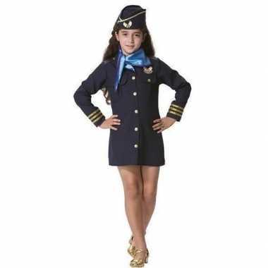 Stewardess verkleedkleren voor meisjes