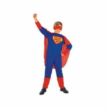 Super jongen kinderverkleedkleren