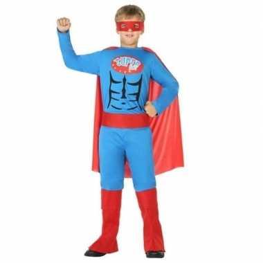 Superheld pak/verkleedkleren voor jongens
