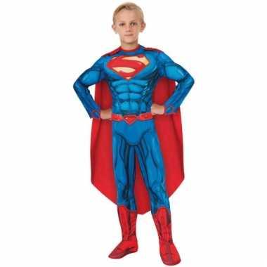 Superhelden verkleedkleren luxe voor kids