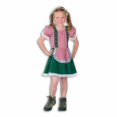 Tiroler verkleedkleren voor meisjes