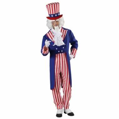 Uncle sam verkleedkleren voor heren
