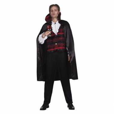 Vampier heren verkleedkleren vampire emperor
