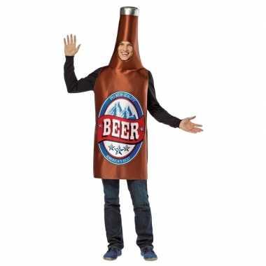 Verkleedkleren bier flesje