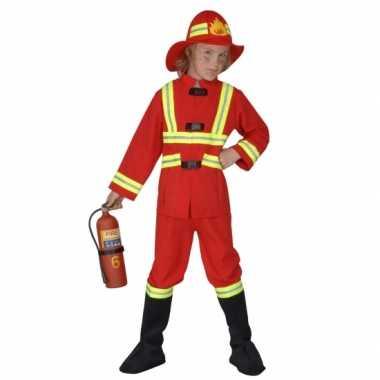 Verkleedkleren brandweer kinderen