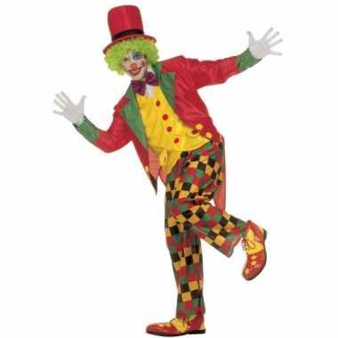 Verkleedkleren clown volwassenen
