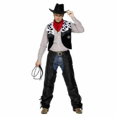 Verkleedkleren cowboy heren