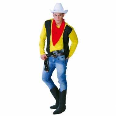 Verkleedkleren cowboy voor mannen