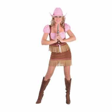 Verkleedkleren cowgirl dames