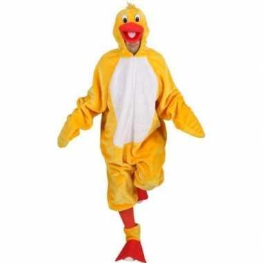 Verkleedkleren gele vogels verkleedkleren