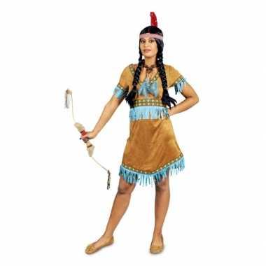 Verkleedkleren indiaan voor dames