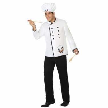 Verkleedkleren kok voor heren