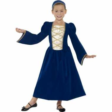 Verkleedkleren middeleeuws prinses jurkje