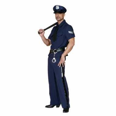 Verkleedkleren politie heren
