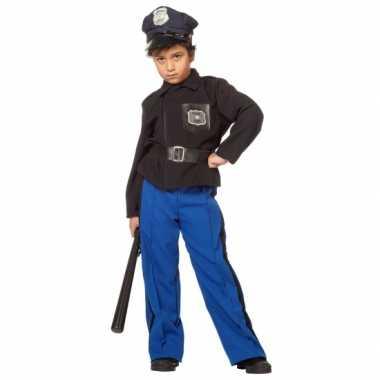 Verkleedkleren politie kind