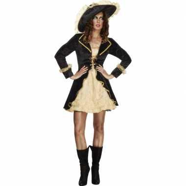 Verkleedkleren sexy piraten dame