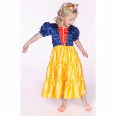 Verkleedkleren sprookje prinses meisjes