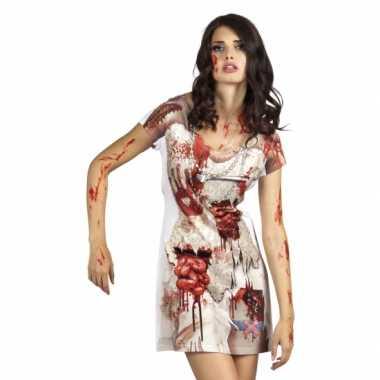 Verkleedkleren zombiebruid