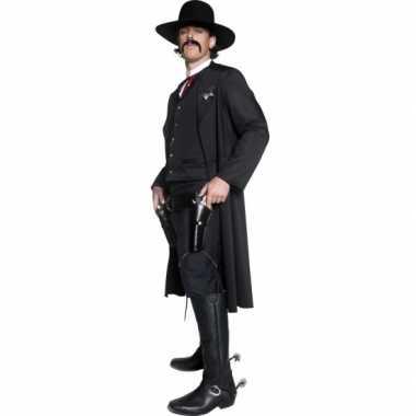 Verkleedverkleedkleren sherrif voor heren