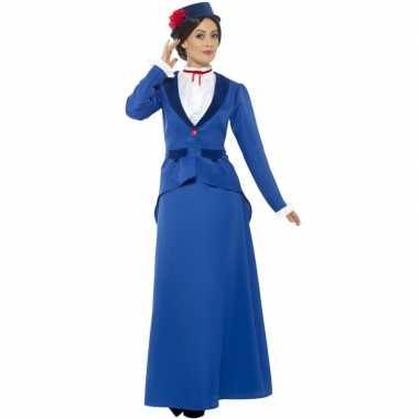 Victoriaanse kinderjuffrouw verkleedkleren voor dames