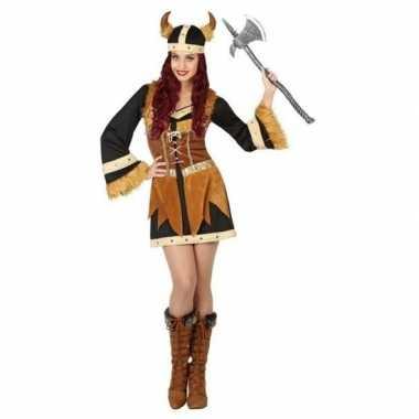 Viking verkleedkleren/jurk voor dames