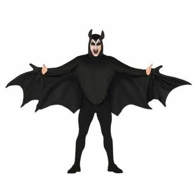 Vleermuis verkleedkleren zwart voor heren